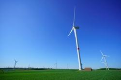 Enquête publique : projet de construction de 5 éoliennes à Emptinal