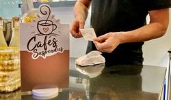 Les Cafés Suspendus débarquent à Ciney